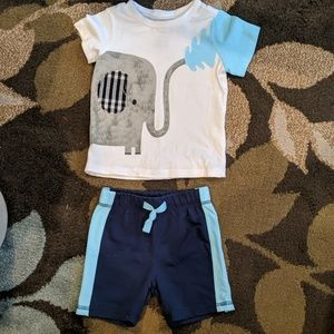 Infant Boy First Impressions Outfit